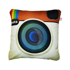Instagram pillow / Almofada Instagram