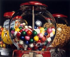 20 Unbelievable Photo Realistic Oil Paintings By Pedro Campos. Follow us www.pinterest.com/webneel