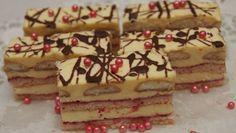 Ružové rezy Czech Recipes, Ethnic Recipes, Desert Recipes, Tiramisu, Cake Decorating, Decorating Ideas, Food And Drink, Pudding, Treats