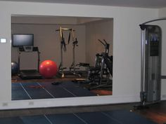 cheap home gym home gyms and wall mirrors on pinterest