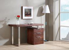 J&M Furniture | J&M Futon | Modern Furniture Wholesale | New York NY | New Jersey NJ :: Modern Office :: Paris Modern Office Desk
