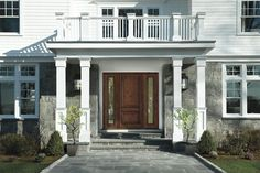 db-a1202-ft-2sl Aurora fiberglass doors are made to look and feel like solid wood, without any of the maintenance. Craftsman style door shown is displayed with two full glass sidelights, and decorative glass.