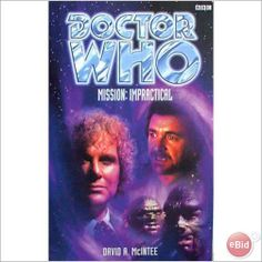 DOCTOR WHO: MISSION IMPRACTICAL, David A McIntee, UK pb on eBid United Kingdom