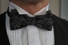 Bowtie Pattern, Floral Bow Tie, Bespoke Tailoring, Leather Lace Up Boots, Silk Taffeta, Gentleman, Bows, Unique, Clothing