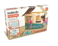 Find And Make Playhouse