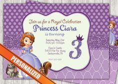 Princess Sofia Greeting Card PC038
