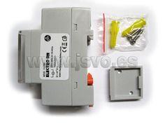 Temporizador programable digital Electro DH ref.: 11.790 para carril DIN, con reserva de batería >200 horas. #electricidad #electricista #jsventaonline www.jsvo.es
