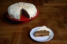 wortel taart, beweert de beste te zijn :) let's try it out