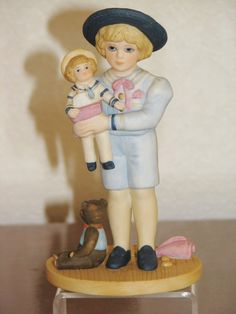 "Jan Hagara Porcelain Figurine ""PAUL"" #630 Artist signed   eBay"