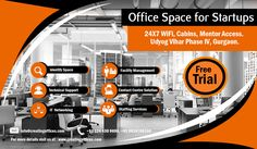 #CreatingOffices offers customized and affordable office space for startups in Gurgaon, backed up by complete IT support and 24*7 Wi-Fi, cabins and mentor access to meet varied business needs.. Contact +91 8826760150 for more details.!!  #OfficeSpace   #StartupsOfficeSpace   #Gurgaon