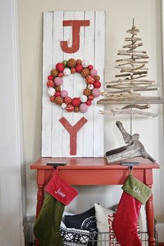 DIY Joy Sign -