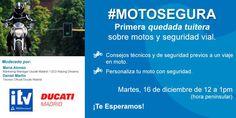 Tweetup motero #motosegura