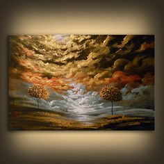 acrylic abstract art painting large art painting wall by mattsart