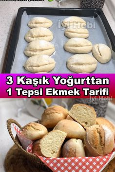 Yogurt Bread, Bread Recipes, Cooking Recipes, Types Of Bread, How To Make Bread, No Cook Meals, Allrecipes, Brunch, Food And Drink