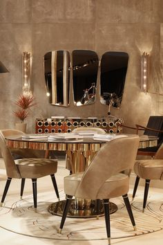 iSaloni 2017 – Highlighting the Most Majestic Wall Mirror Designs, see more at: http://www.wallmirrors.eu/isaloni-2017-highlighting-majestic-wall-mirror-designs/