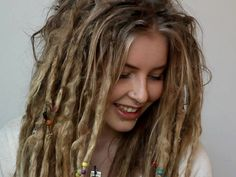Would you wear your dreads up or down?