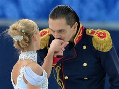 Patinage artistique : la Russie en tête © RIA Novosti http://www.ria.ru
