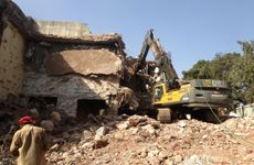 Plant Demolition in Mumbai India- Silos Chimney Cooling Towers Water Tanks Factory Building. House Demolition. Bridge Demolition. Dam Demolition Pool Demolition