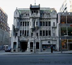 Seagram House - Montreal, Quebec, Canada