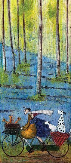 Spring by Sam Toft