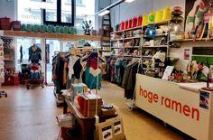 Tijdens een dagje shoppen in Deventer mag een bezoek aan de ontzettend leuke en grote cadeauwinkel Hoge Ramen echt niet ontbreken.