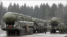 Boggart Abroad: Russia Fears Possible US Preemptive Nuclear Attack. We hoped Donald Trump's campaign promised to disengage from his predecessors' wars would hold good, but the Washington neocons and the military - industrial complex have closed ranks against him and it's business as usual.
