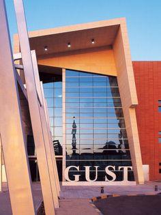 Gulf University for Science & Technology in Mishref, Kuwait