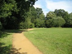 Frimley Lodge Park, Frimley, Surrey.