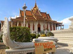 Wycieczki do Azji: Jacek Świercz, Kambodża