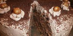 Torta ferrero rocher — Coolinarika