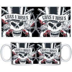Estampa para caneca Guns N' Roses 000082