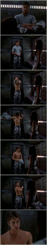 Breeding Partners. Jensen as Alec McDowell in Dark Angel (S2) #Jensen--I'd take him!!!