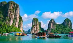 Email to book: info@halongtoursbooking.com / State name, preferred dates of stay and voucher and security codes / Attach PDF voucher / Present printed voucher on arrival