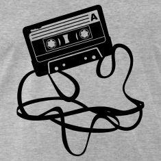 Kassette tape Cassette T-Shirts