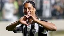 'I learned all about life with a ball at my feet' a quote that's never left my mind. What a legend, RONALDINHO