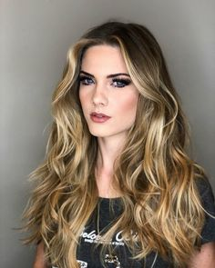20 Cute and Easy Blonde Balayage Hairstyles – My hair and beauty Cabelo Ombre Hair, Cabello Hair, Hair Color Techniques, Ombre Hair Color, Beautiful Long Hair, How To Make Hair, Blonde Balayage, Love Hair, Hair Inspiration