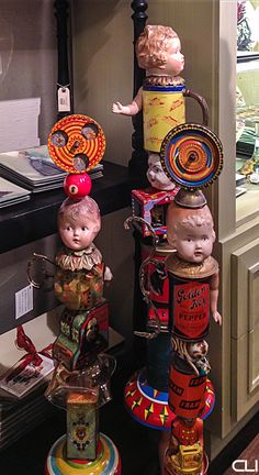 totems...