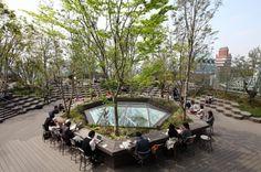 Shopping Center Roof Garden | Hiroshi Nakamura & NAP Architects | Tokyo, Japan | 2014