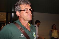 Treze oficializa contratação de Leocir Dall'Astra como treinador para 2017 #globoesporte