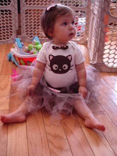 Chococat birthday Tutu and onsie - CLOTHING