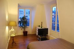 Welcome to our romantic flat in the heart of Paris !