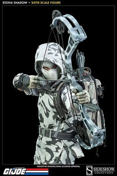 The Storm Shadow COBRA GI Joe Sixth Scale Figure, brings COBRA's ninja assassin to life. The Arashikage collectible action figure is perfect for GI JOE fans Statues, Snake Eyes Gi Joe, Arte Assassins Creed, Gi Joe Storm Shadow, Minions, Cobra Commander, Game Character Design, Character Art, Marvel