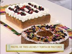 ▶ Método Gross. Los Clásicos - Pastel de tres leches - Torta de Pastores - YouTube