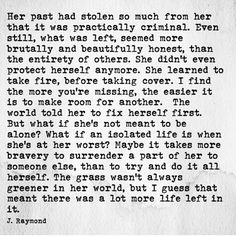 Love Quotes For Her: J. Raymond I like this