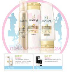 Pantene Shampoo Acondicionador Styler Rite Aid: Pantene Hair Care a $0.22 comenzando 8/31