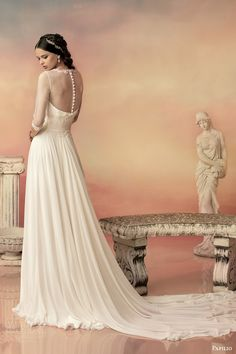 Papilio 2015 Wedding Dresses — Hellas Bridal Collection Part 1 | Wedding Inspirasi