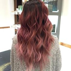 brown to pink color melt - Google Search                                                                                                                                                     More