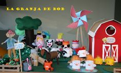 granja Crafts For Kids, Ideas, Sugar Cubes, Craft Kids, Farmhouse, Crafts For Children, Easy Kids Crafts, Kid Crafts, Thoughts