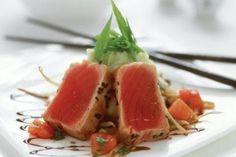FernW Gourmet *Fresh Tuna Menue* Dieses Bild wird zu Bildungszwecken der wbs genutzt und wird in Kürze gelöscht! Danke!