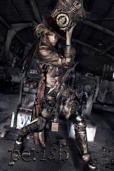 steampunk fashion | Steampunk Fashion for Men / Photo by Violet Schrage